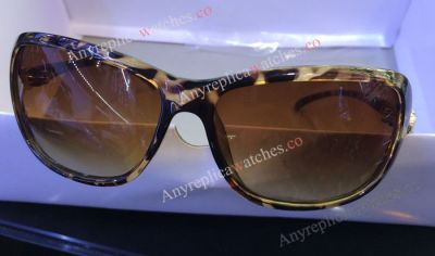 Fashion Cartier Leapord Brown Sunglasses / Copy Cartier