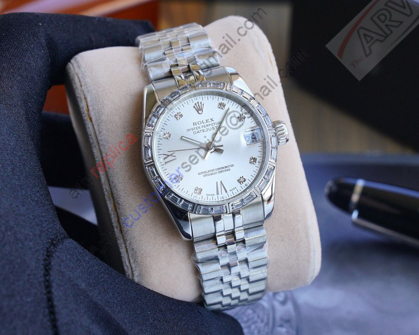 2020 New Best Replica Rolex Datejust 18K Stainless Steel Watch