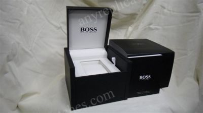 BOSS Watch Box