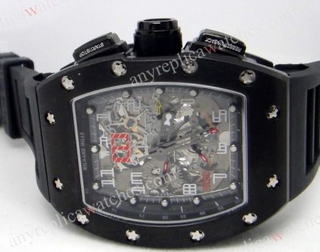 RICHARD MILLE RM 011 Flyback Chronograph Automatic