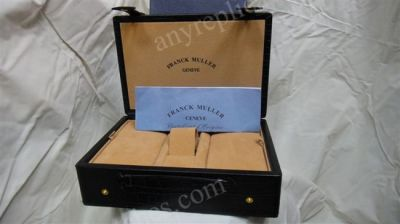 Franck Muller Leather Watch Box / Luxury Replica