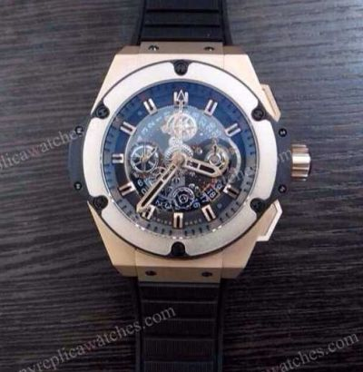 7750 Automatic Hublot Big Bang Skeleton Replica Watch