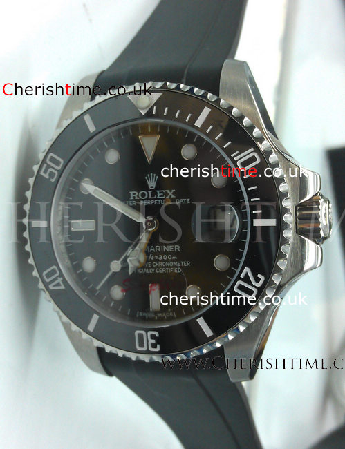 Ceramic Bezel Rolex Submariner Black Copy Watch