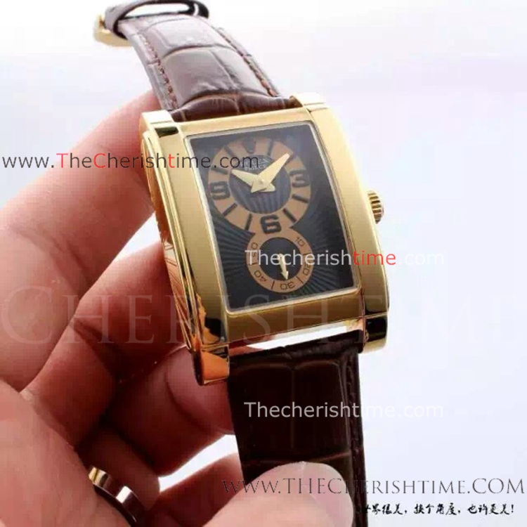 Replica Rolex Cellini Prince Watch Gold Case