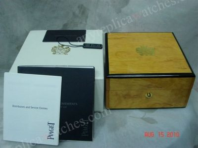 Copy PIAGET Wood Box - Replacement watch box
