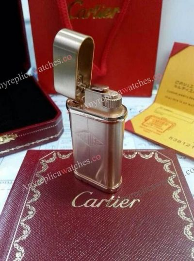 Replica AAA Cartier Lighter For Mens Gift