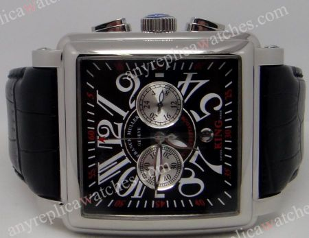 Replica Franck Muller Watch Conquistador Cortez King SS