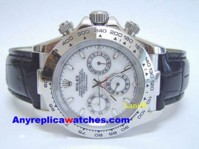 Rolex Daytona White Face High Quality watch