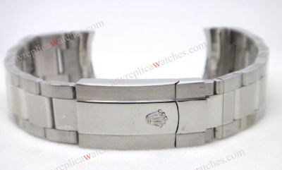 SS Oyster Bracelet / 20mm Oyster Watch band for Datejust / Dayda