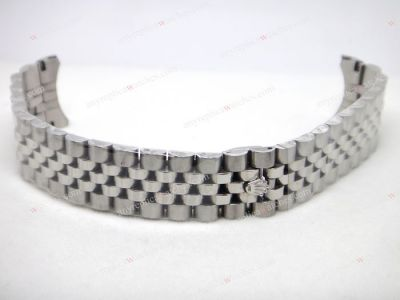 Rolex Replacement Stainless Steel Jubilee Watch band 20mm