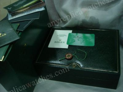 High Quality Rolex Replacement Watch Box - AAA