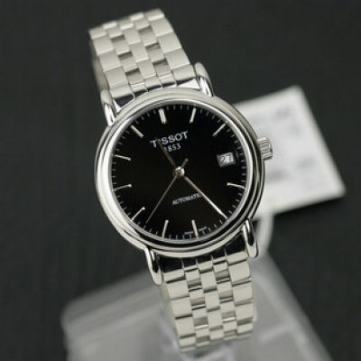 Replica TISSOT 1853 T-Classic Stainless Steel Black Watch