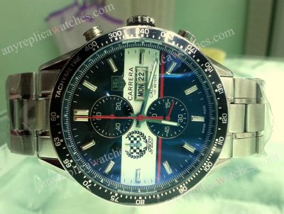 TAG Heuer Goodwood Festival of Speed Carrera Editions Replica Wa