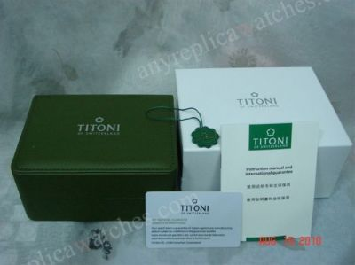 Best Replica TITONI Replacement Box