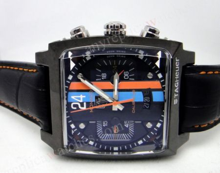 Tag Heuer Twenty Four Concept Chronograph Black Case