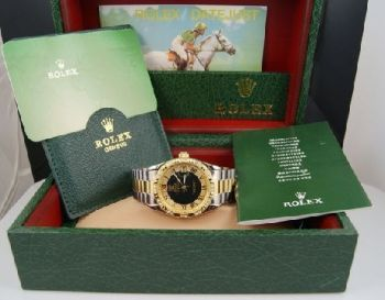 Rolex Top Grade Green Box