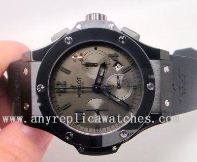 Hublot Big Bang Earl Gray - ALL BLACK 44MM - SWISS GRADE